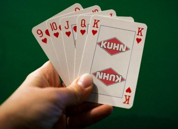 Kuhn poker