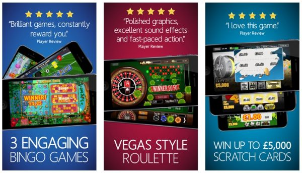 best casino games for ios