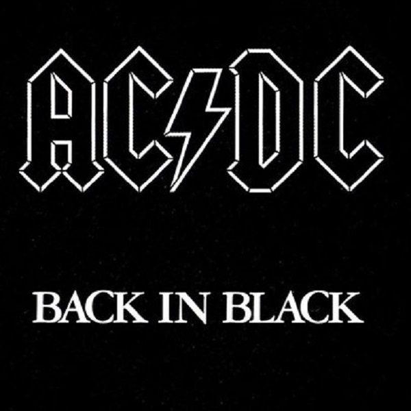 Artist: AC/DC - Album Title: Back in Black