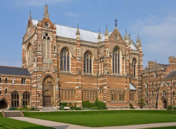 The University of Oxford, UK
