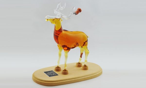 Stag Shape Whisky Decanter