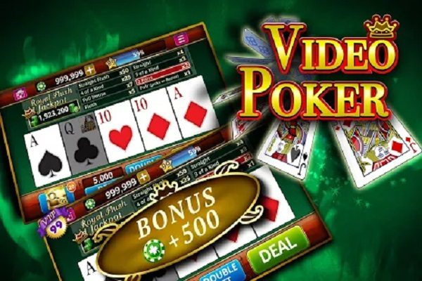 Video Poker Offline Free!