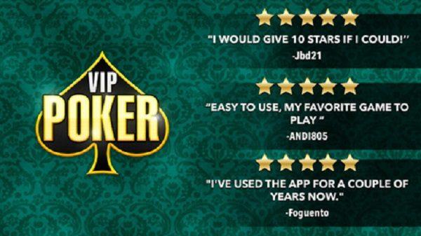 VIP Poker - Texas Holdem No Limit Poker