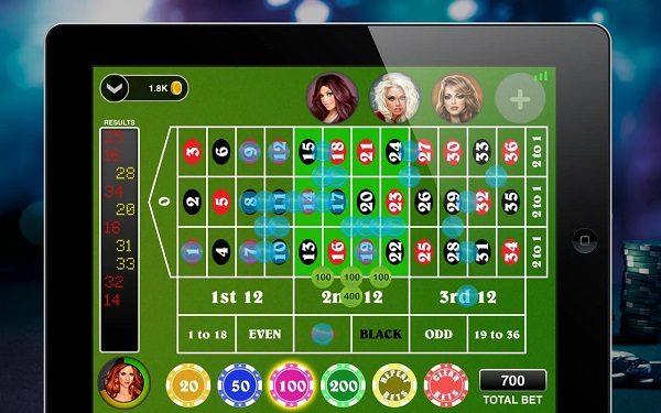 Roulette Live - Best Casino