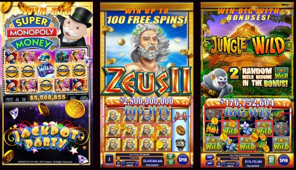 Jackpot Party Casino Slots Games