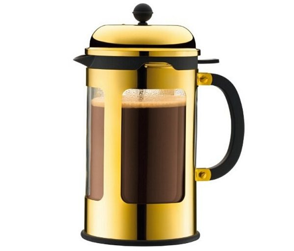 Bodum Chambord Double Wall French Press Coffee Maker