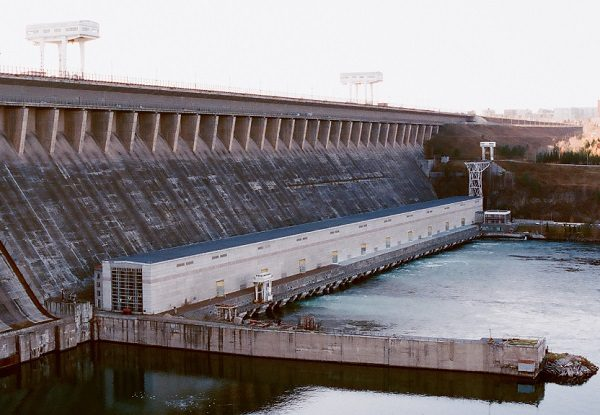 Russia Hydroelectricity