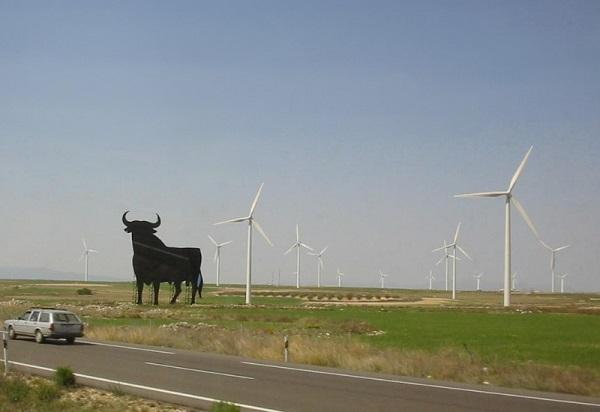 Spain Wind Farm
