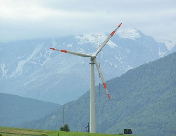 Italy Wind Farm