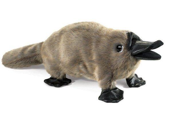 Folkmanis Baby Platypus Hand Puppet
