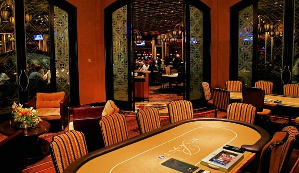 Bellagio Poker Rooms