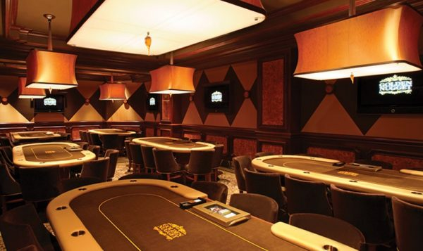The Golden Nugget Poker Rooms