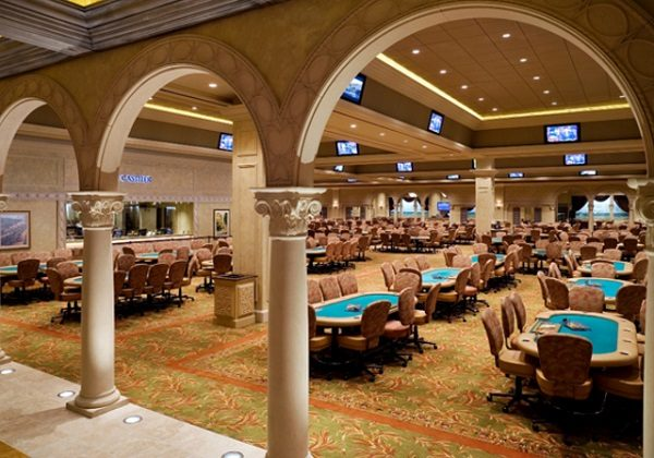 The Borgata Poker Rooms