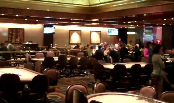 The Mirage Poker Rooms