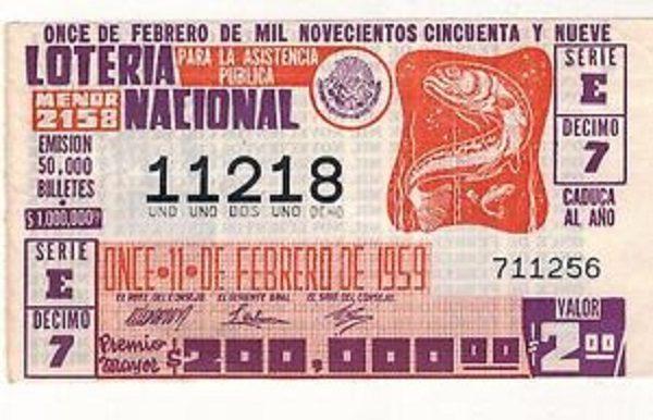 The Mexico Lotto