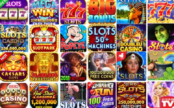 2017's Top Online Slot Apps for You