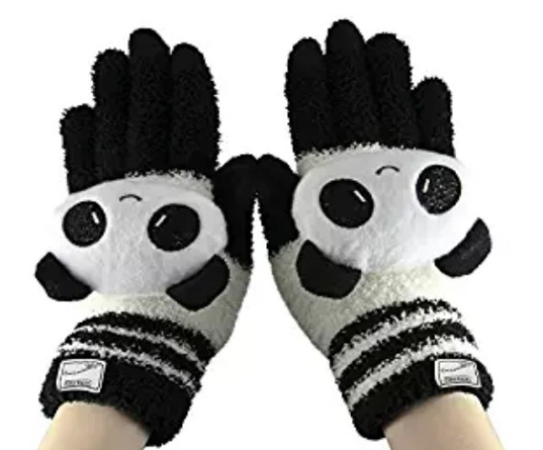 Panda Gloves/Mittens