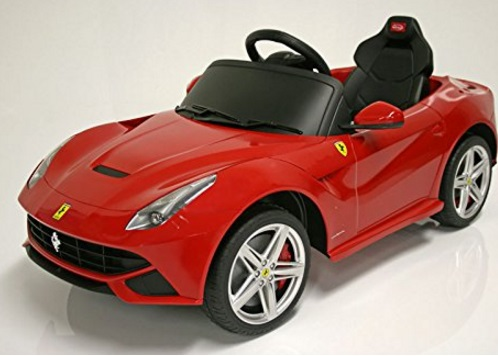 Kids Ride-on Powered Ferrari F12