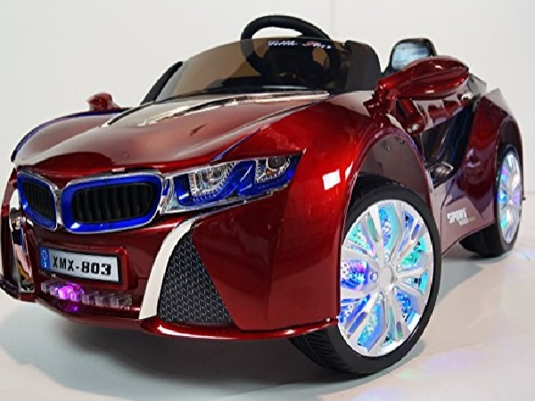 Kids Ride-on Powered BMW I8 xmx 803