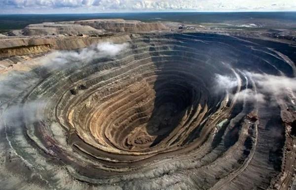 Udachny Diamond Mine