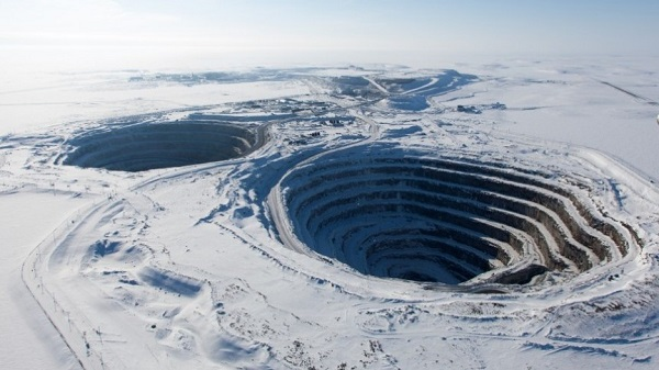 Grib Diamond Mine