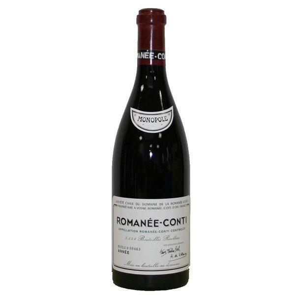 Romanee-Conti DRC 1990