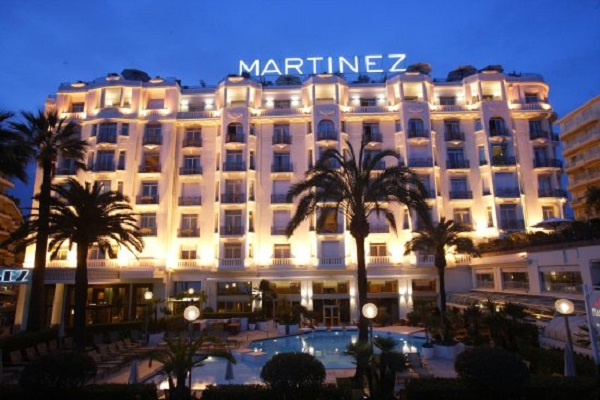 Grand Hyatt Cannes Hotel Martinez, Cannes