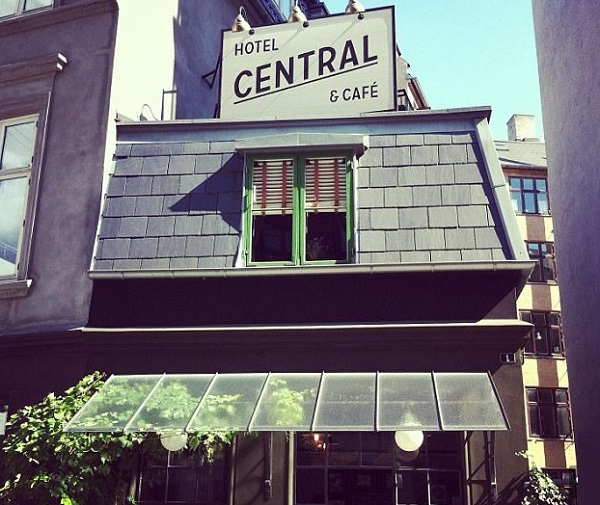 Hotel Central and Cafe, Denmark