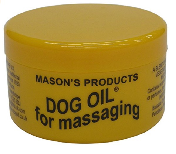 Dog Oil for Massaging