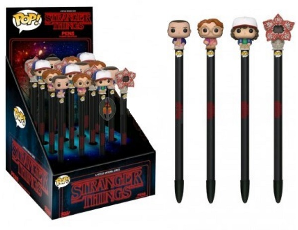Stranger Things Pen Toppers