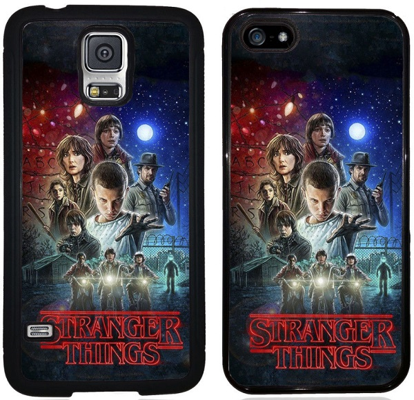 Stranger Things Phone Covers