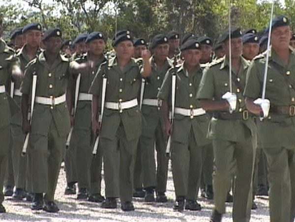 Belize Defence Force