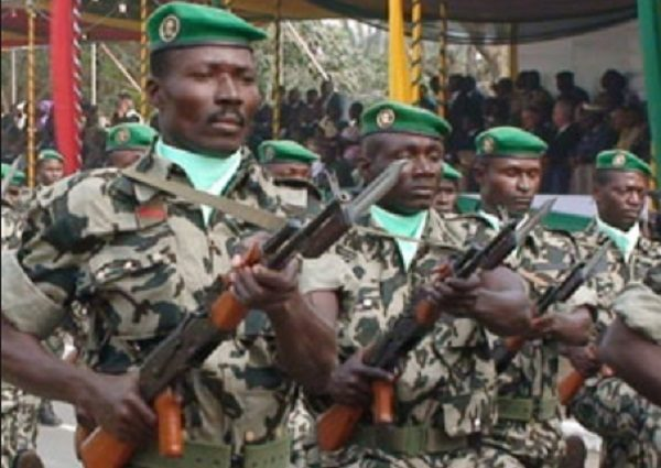 Togolese Armed Forces
