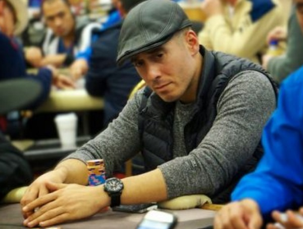 Kirk Acevedo -  Professional Poker Player