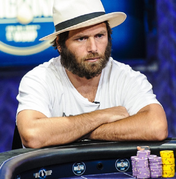 Rick Salomon -  Professional Poker Player