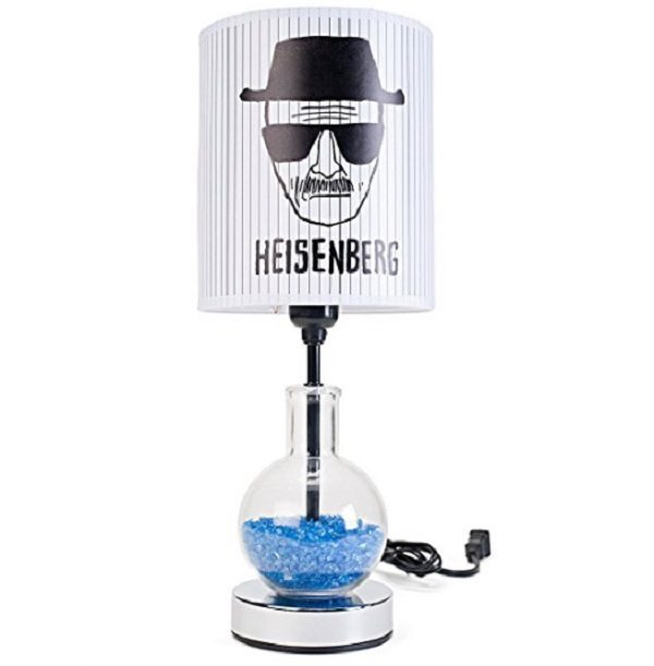 Breaking Bad Heisenberg Beaker Lamp