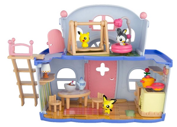 Pokémon House Party Playset