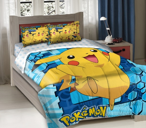 Pokemon Bedding