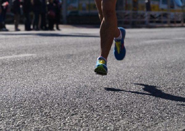 The Top Ten Fastest Times Men Have Run the London Marathon