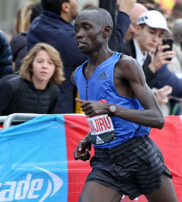 Daniel Wanjiru, Kenya