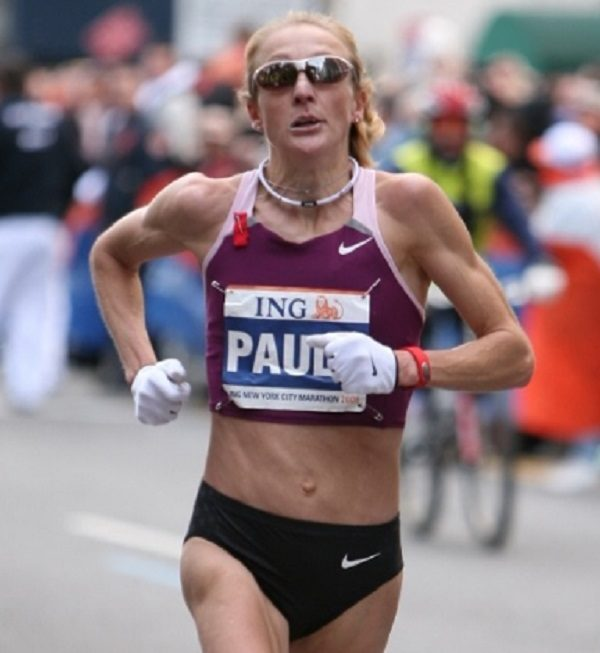 Paula Radcliffe, United Kingdom