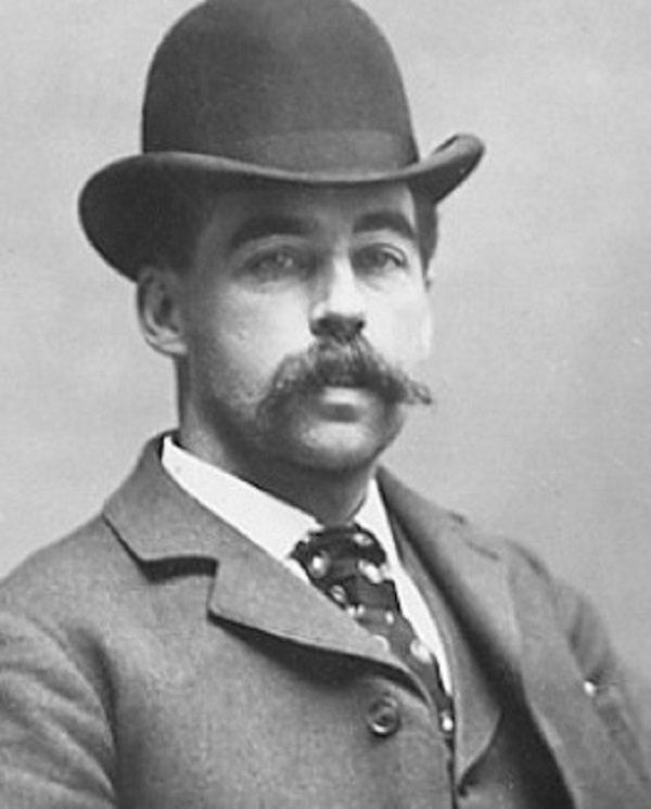 Herman Webster Mudgett