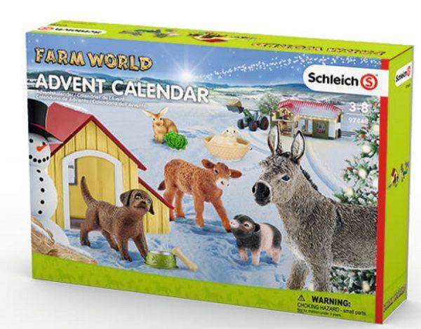 Schleich Farm World Advent Calendar