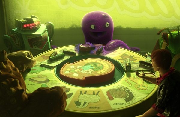 Roulette in Kids Films