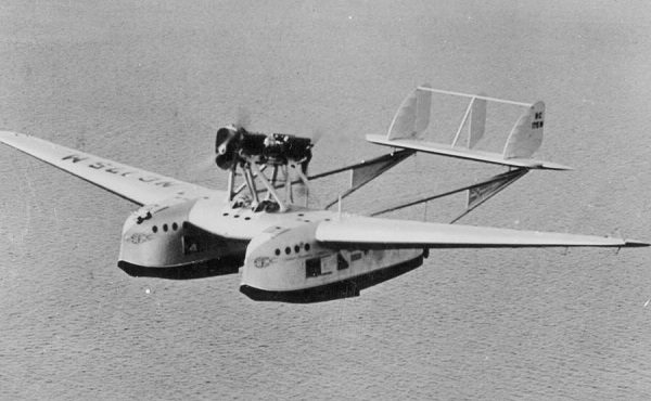 Savoia-Marchetti s 55 flying-boat