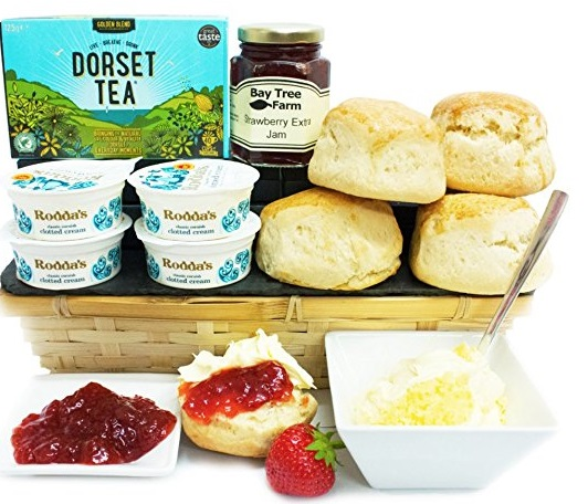 Dorset Cream Tea Hamper