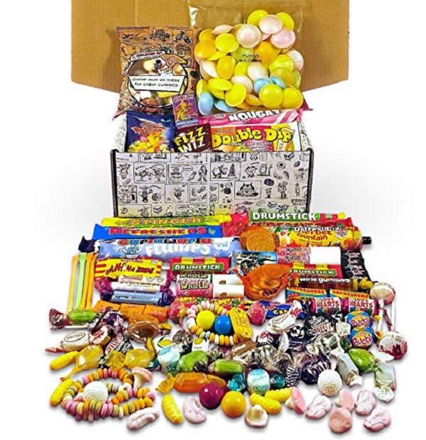 Retro Sweets Mega Hamper