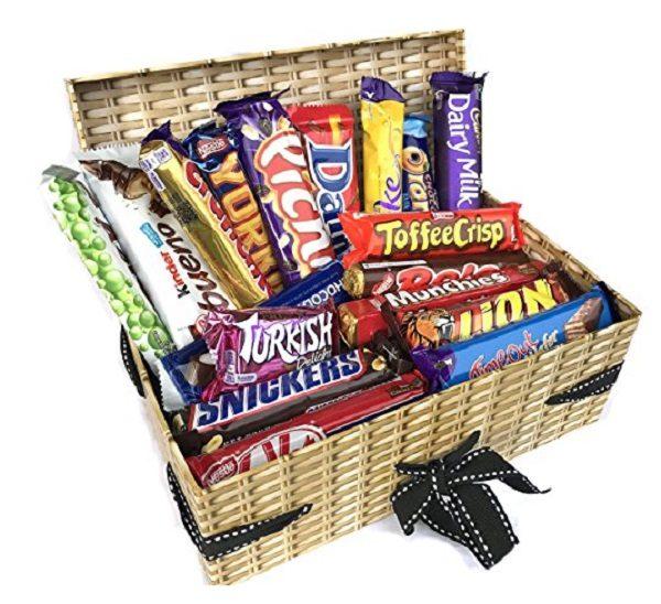 Mega Chocolate Lovers Hamper Gift Box