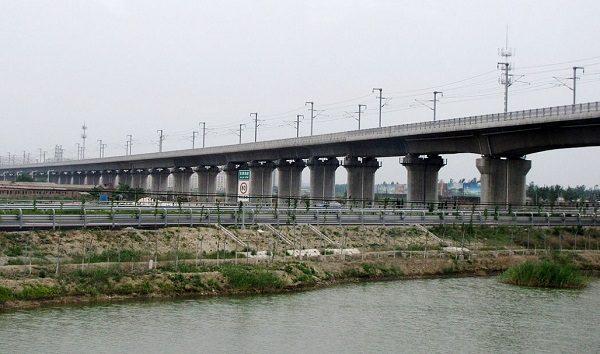 Tianjin Grand Bridge, China