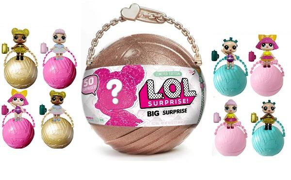 L.O.L Surprise Balls